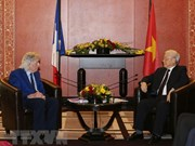 Friendship association works for thriving Vietnam-France ties