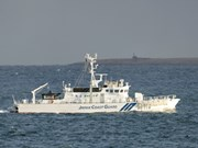 Philippines receives two more Japan-made patrol ships
