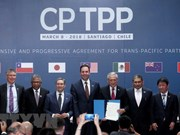 Japan pioneers in promoting ratification of CPTPP