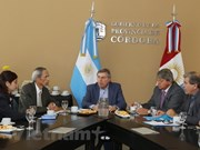 Vietnam promotes cooperative ties with Argentinean locality