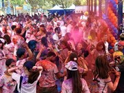 India's Holi festival to take place in Hanoi