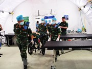 Vietnam fulfills preparations for field hospital in South Sudan