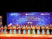 Vietnam international tourism fair opens in Hanoi