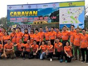 Caravan tour expected to promote Vietnam-Laos tourism