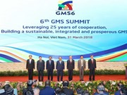 Sixth GMS Summit takes place in Hanoi