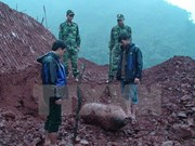 Vietnam marks int'l day for mine awareness