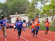 Sport festival raises public awareness of autism