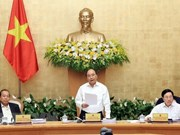 Prime Minister sets growth target of 6.7 percent for 2018