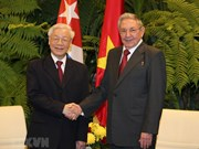 Vietnam, Cuba boost youth exchanges