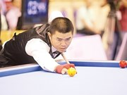 Asian Carom Billiards Championship 2018 takes place in HCM City