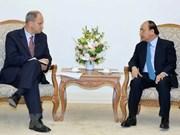 Prime Minister Nguyen Xuan Phuc receives German Ambassador