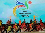 Indonesia holds press briefing on ASIAD 18