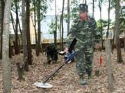 Projects help Quang Tri deal with unexploded ordnance