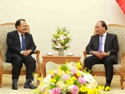 Vietnam, Laos forge stronger cooperation in power, mining