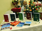 Fifth volume of Czech-Vietnamese encyclopedia released