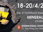 Mining Vietnam 2018 exhibition to be held in Hanoi