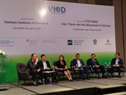 Vietnam Institute of Directors makes debut