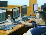 VN-Index keeps upward trend, approaching 1,200 points