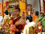 Vietnamese people in Cambodia celebrate Chol Chnam Thmay