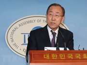 Former UN chief elected as Chairman of Boao Forum for Asia