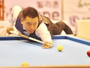 Korean cueists shine at Asian Carom Billiards Championship