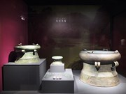 Exhibition of Vietnamese archaeological treasures to run in Hanoi