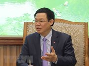 Deputy PM requests faster disbursement of public investment