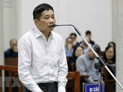 Oceanbank fraud trial: Ninh Van Quynh appeals for sentence reduction