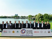 Thai gov't unveils project to improve locals' quality of life
