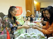 Vietnam joins ASEAN food festival to help poor children