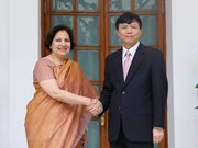 VN, India hold 10th political consultation, 7th strategic dialogue