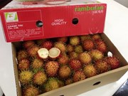 Vietnam's rambutan to be shipped to New Zealand