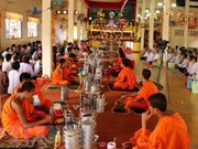 Activities held to celebrate Khmer's Chol Chnam Thmay festival