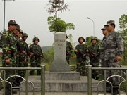 Vietnamese, Chinese border guards hold joint patrol