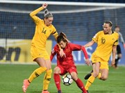 AFC Women's Asian Cup: Vietnam suffers 0-8 defeat to Australia