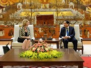 Hanoi, New Zealand steps up cooperation