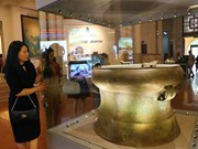 Vietnam's archaeological treasures on display in Hanoi