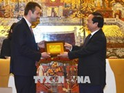 Hanoi, Greek city discuss ways to boost bilateral cooperation
