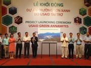 Thua Thien-Hue launches USAID-funded forest protection project