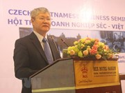 Vietnam, Czech Republic seek to tap cooperation potential