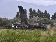 Condolences sent to Algeria over military plane crash