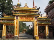 Giac Lam pagoda – a destination in HCM City