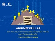 Government to hold drill for tackling coin-miner virus
