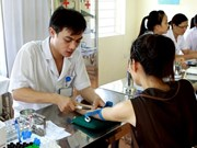 Global fund provides 170 mln USD for HIV/AIDS prevention in Vietnam