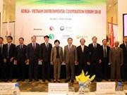 Vietnam, RoK intensify environmental cooperation