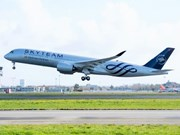 Vietnam Airlines receives 12th Airbus A350