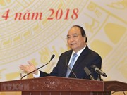 PM Nguyen Xuan Phuc: High logistic costs place burden on businesses