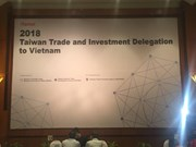 Businesses from Vietnam and Chinese Taiwan see opportunities to boost