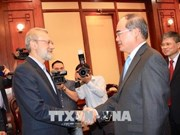 HCM City pledges to support Iranian businesses
