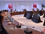 Indonesia reviews national strategic projects